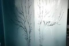 doccia albero